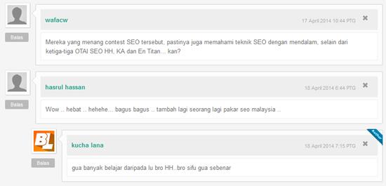 Sifu Blogger