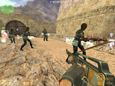 Counter strike xtreme v6 Screenshot