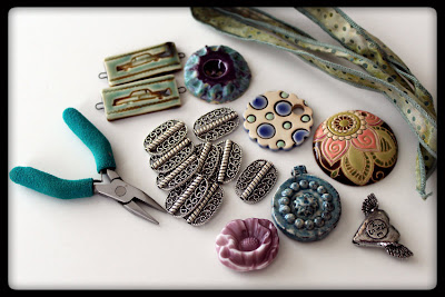 Lori's (Pretty Things) giveaway: Bead & Button Show 2012, bits & pieces