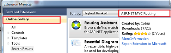 ASP.NET MVC Routing