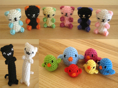 Crocheting Animals : FREE EASY CROCHET STUFFED ANIMALS