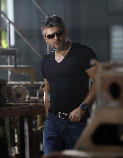 "Tollywood Plus: Ajith ,Nayanathara 's "" Aarambam "" Movie ... Ajith In Aarambam Poster"