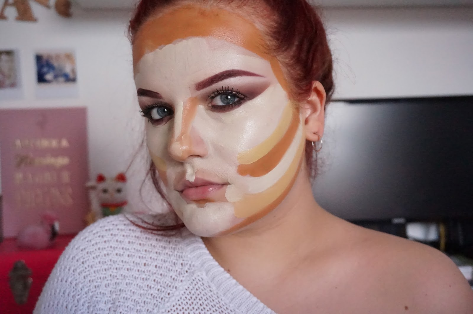 Contouring And Highlighting Is One Of The Oldest Techniques In Makeup  Artistry That Has Had The Makeup Industry All Of A Flutter Recently Kim  Kardashian