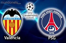 Valencia - Paris Saint-Germain