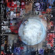 Prophéties - 80 x 80 cm - 2012