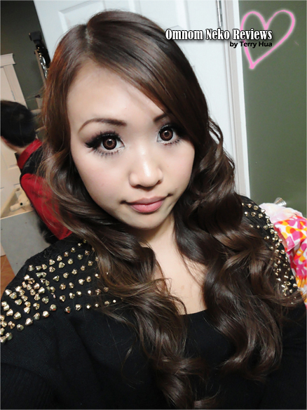 Neko Girl with Brown Hair