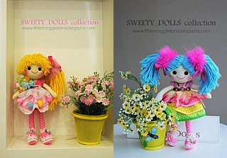 Sweety Dolls Collection