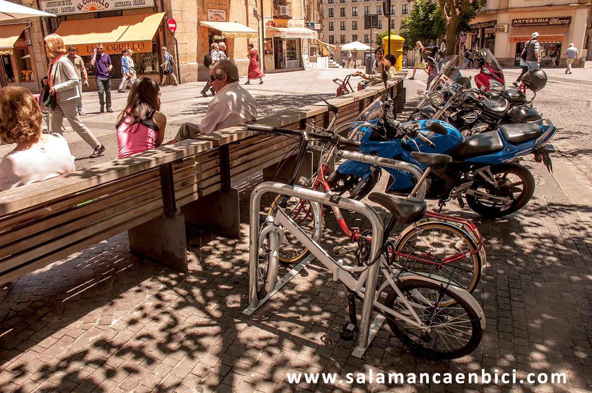 carril bici salamanca, movilidad