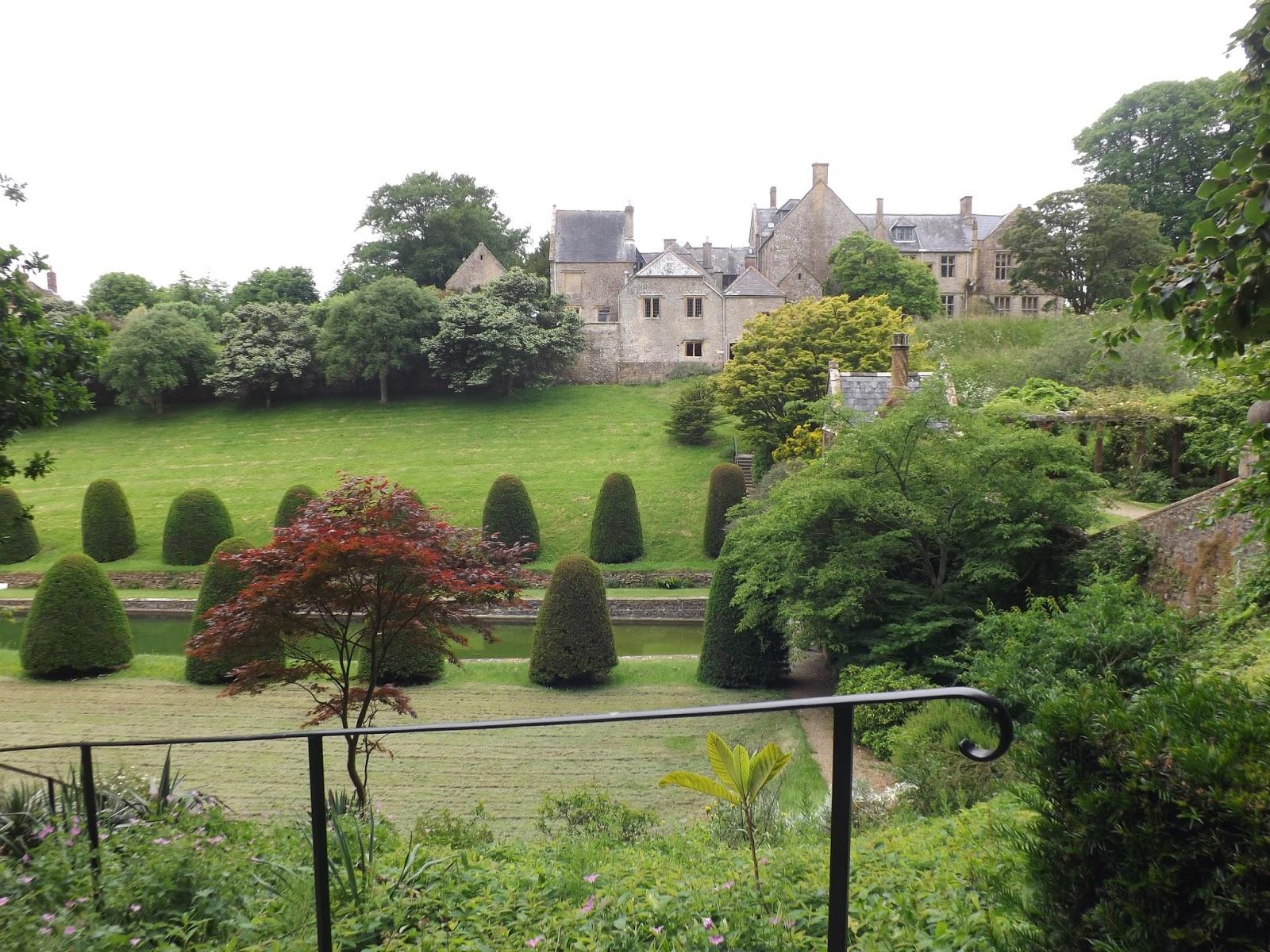 Ramblings from an English Garden: Mapperton House & Gardens, Dorset