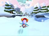 Club Penguin Sled Racer Gameplay 3