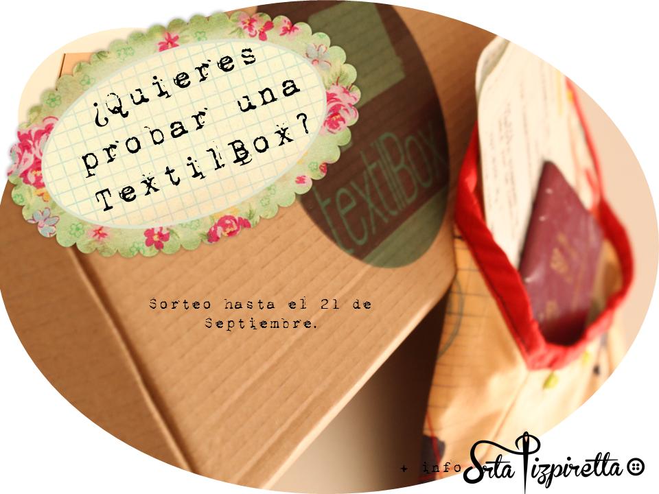 Sorteo TextilBox