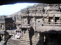 Ajanta Ellora at wonderfuloutside view