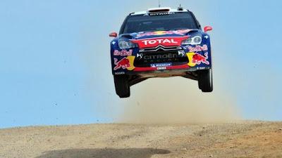 DS3 WRC 2011