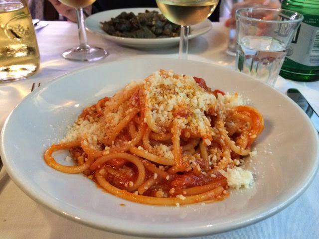 Best Pasta in Rome