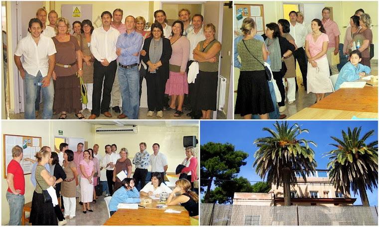Studiebesök på Direccio General d'Atencio a la Infáncia i l' Adolescencia, besök ett behandlingshem
