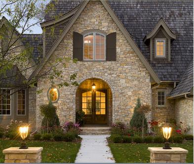 Fachadas de casas dise os de fachadas de casas peque as for Fachadas de piedra para casas pequenas