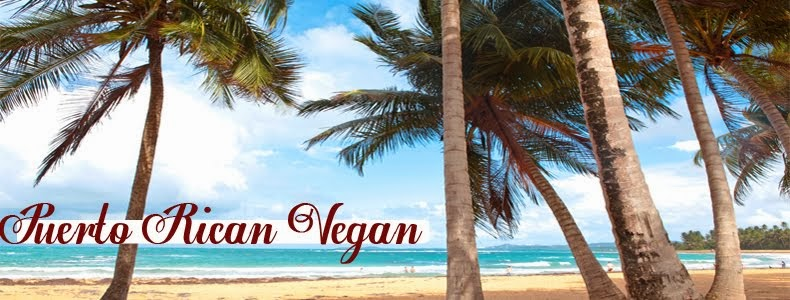 Puerto Rican Vegan