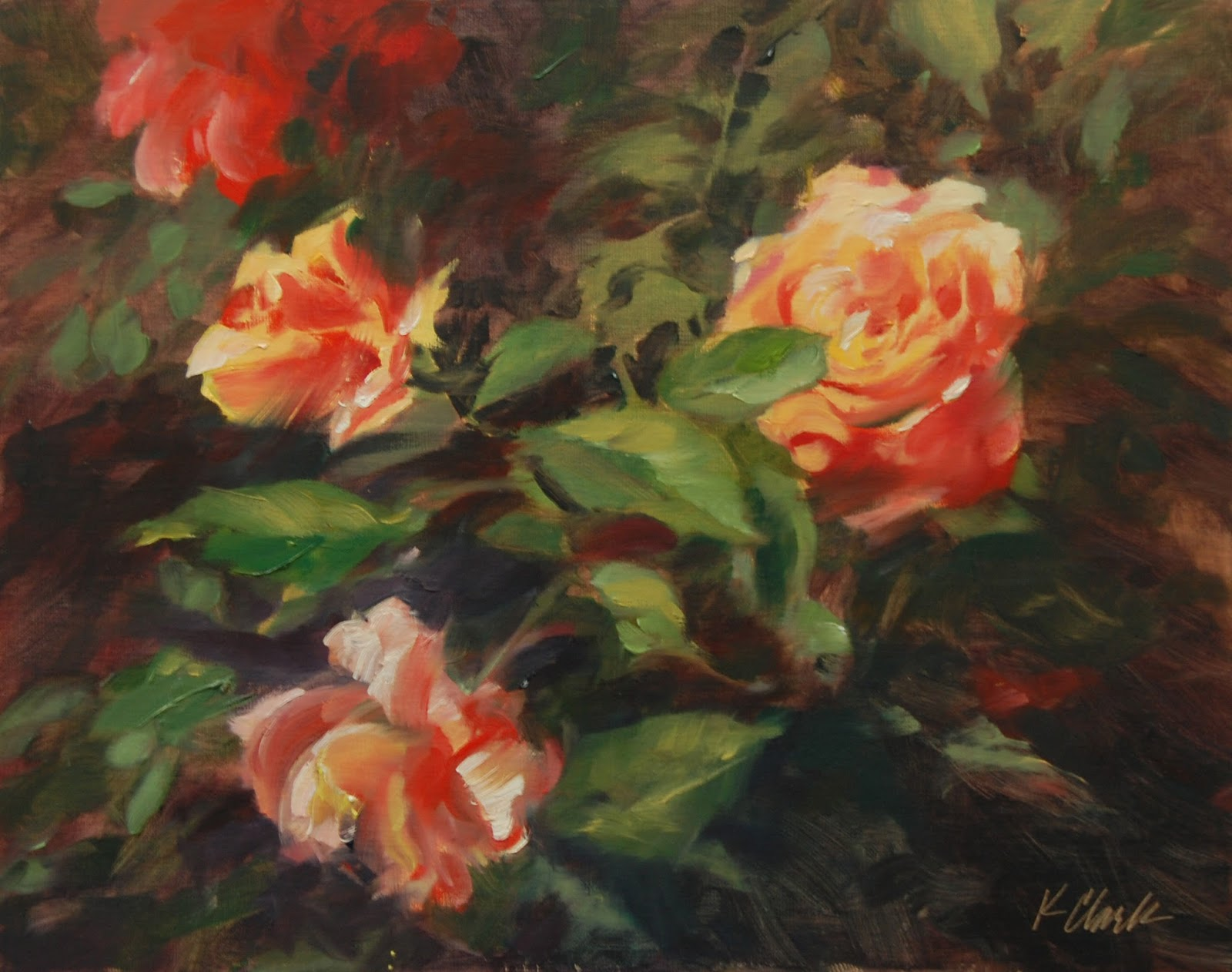 Kathryn Clark Fine Art: Featured Artist at the Brown County Art ...
