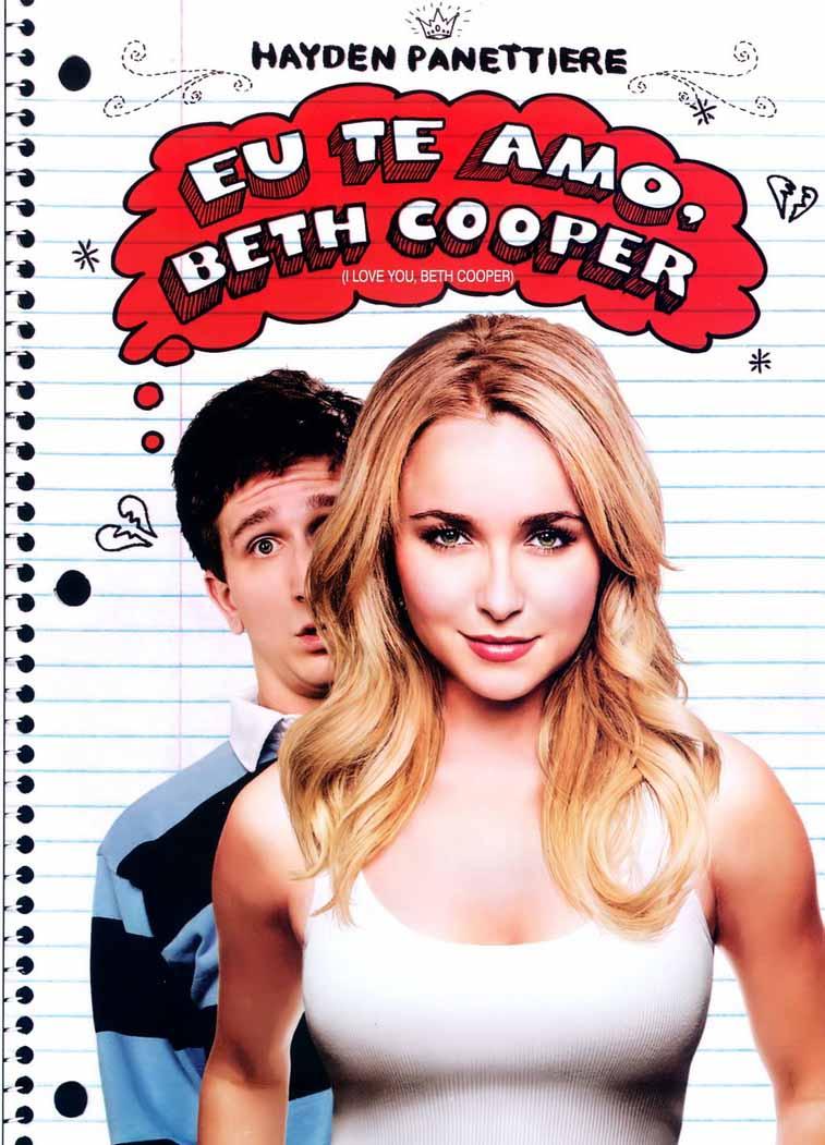 Eu Te Amo, Beth Cooper Torrent - Blu-ray Rip 1080p Dual Áudio (2009)