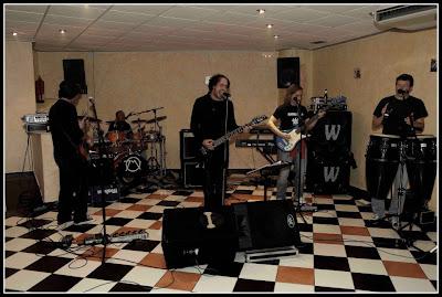 Siete+Males+ +Concierto Entrevista y Making OFF: SIETE MALES de Calpe antes del Hard Rock Rising 2012 en Marbella