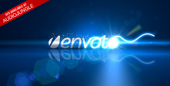 VideoHive Light Scribble Logo - CS3