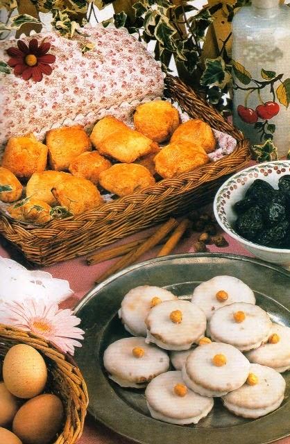 La cuisine alg rienne cuisine rima les petits fours for Petit four cuisine