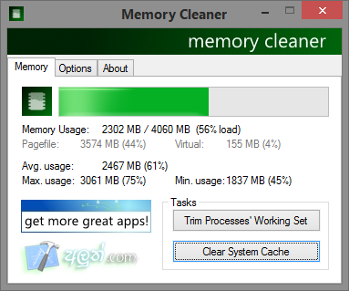 how to clean up computer memory