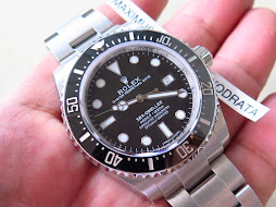 ROLEX SEA DWELLER CERAMIC 4000 - ROLEX 116600 - RANDOM YEAR 2015