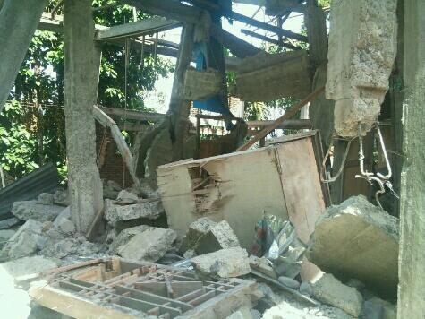 Akibat Gempa Pidie Aceh, 1 Meninggal dan 7 Luka