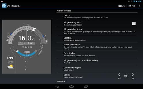 Zooper Widget Pro Android Apk
