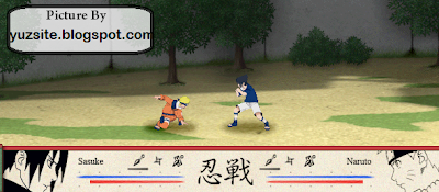 Free Download Naruto Shinobi Breakdown PC