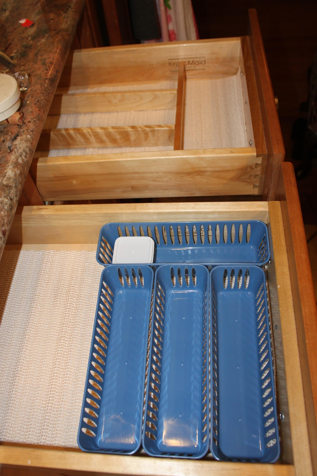 My Great Challenge: Organizing Kitchen Drawers
