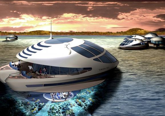 U0628 U062a U064a U0644  U0627 U0644 U0635 U0648 U0631 Bateel Pictures  500 Million Dollar Floating Resort