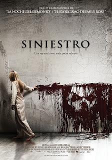 Siniestro (Sinister) Poster