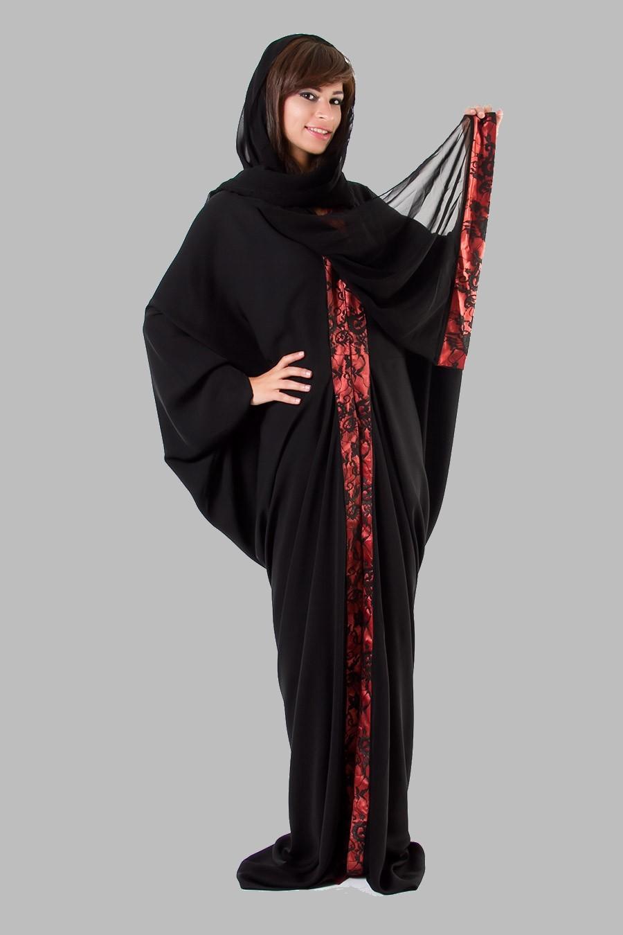 embroidered abaya designs 2013 islamic abaya dress fashion 2013 14