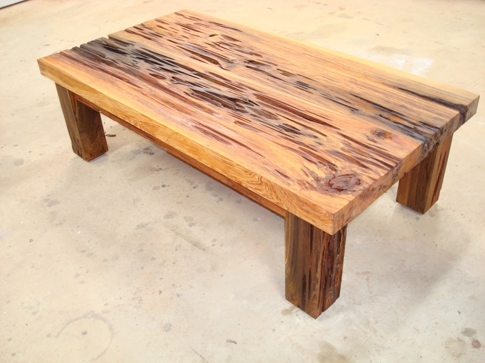 Cypress Coffee Table