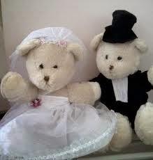 Gambar teddy bear bear berpasangan
