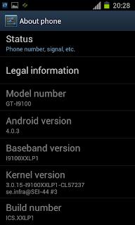 I9100XXLP1 firmware info