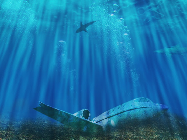 A Writer's Room: Bloodcurdling mystery of Bermuda triangle
