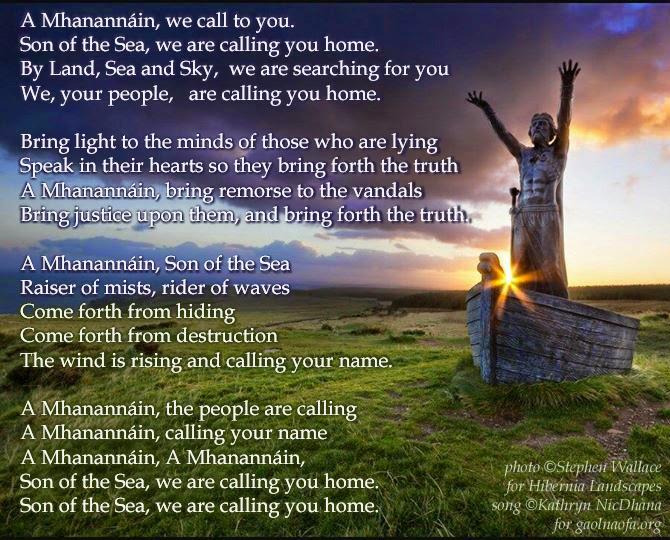 text copyright ©2015 Kathryn NicDhàna for Gaol Naofa and gaolnaofa.org