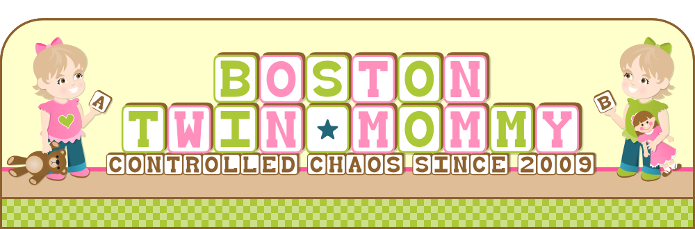 boston twin mommy | controlled chaos since 2009