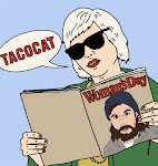 Tacocat Woman's Day