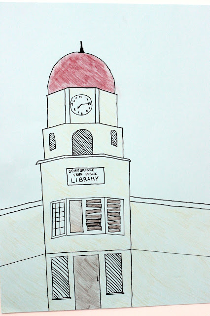 Storybrooke Clock Tower