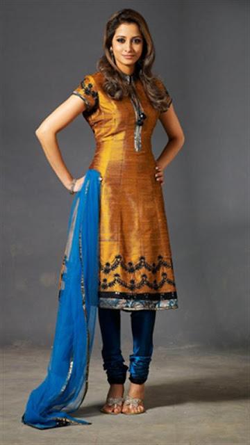 Stylish Embroidery Salwar Kameez Design