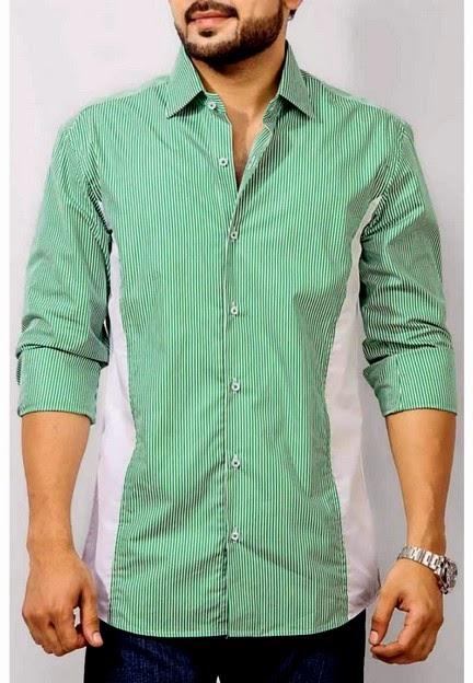 Shahzeb saeed menswear dress and casual shirt collection for Dress shirt vs casual shirt