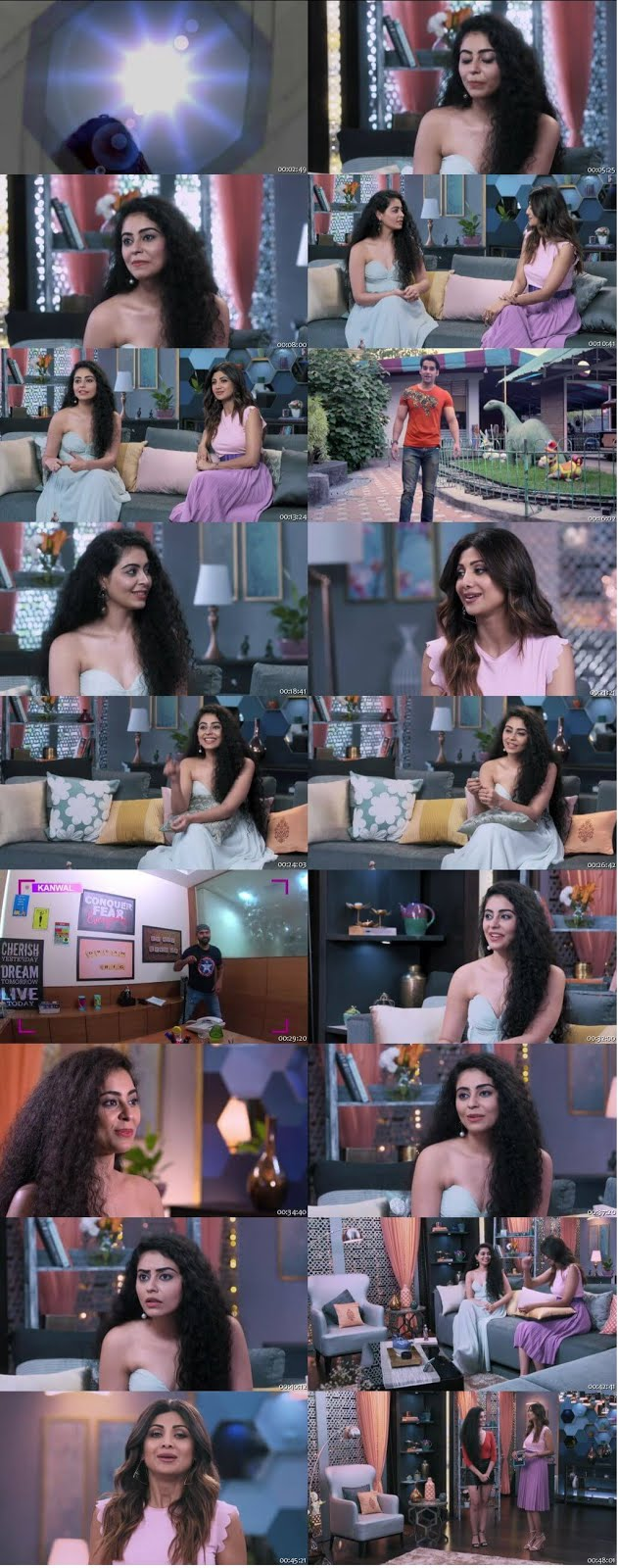 Screenshots Of Hindi Show Hear Me. Love Me. Season 01 2018 Complete - All Episodes 300MB 720P HD