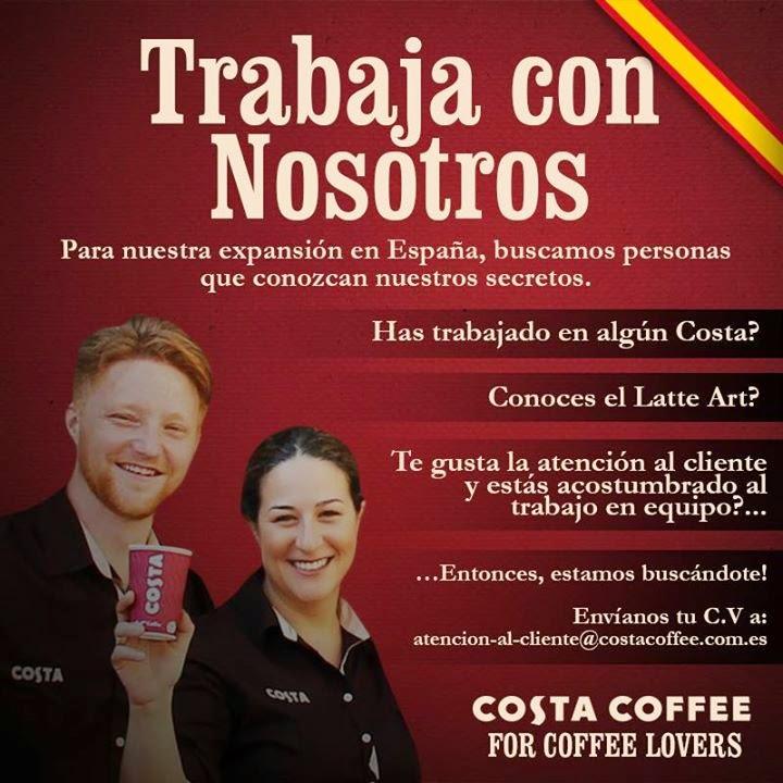 Trabajo en Colsta Coffee