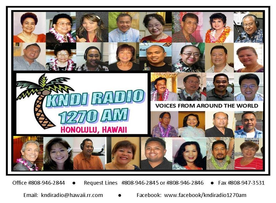 KNDI RADIO 1270 AM