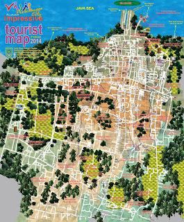 Peta Wisata Probolinggo