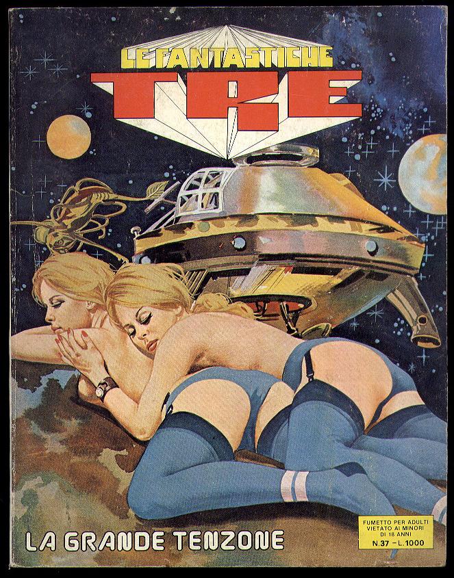 graphic erotic horror novels